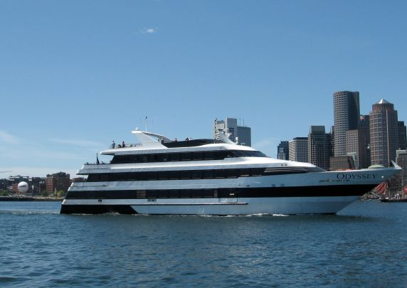 "Odyssey Cruise: ""The Spirit of Boston"""