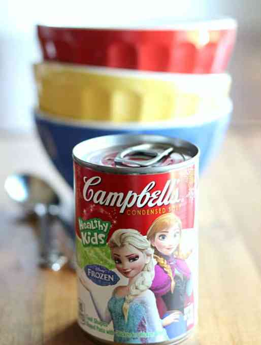 #SouperPower Up with Campbell's Disney Soups!