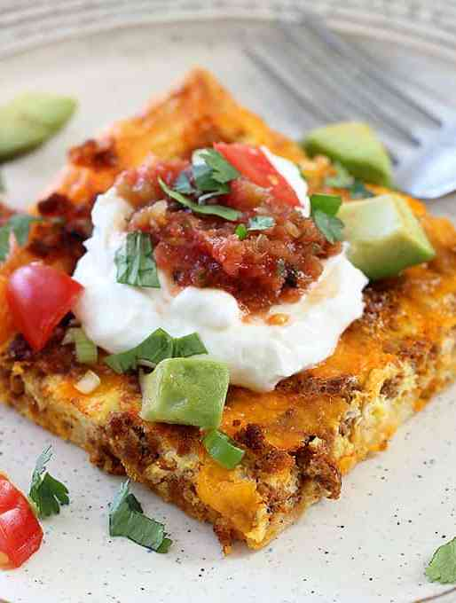 Chorizo Breakfast Pizza Recipe