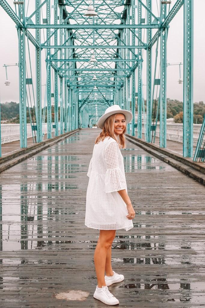 walnut street bridge Chattanooga, tennessee