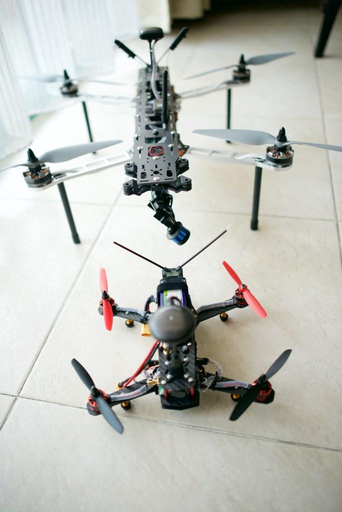QAV250 clone with QAV500 v2