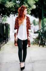 01 Sweet Kimono Chic Outfit Ideas