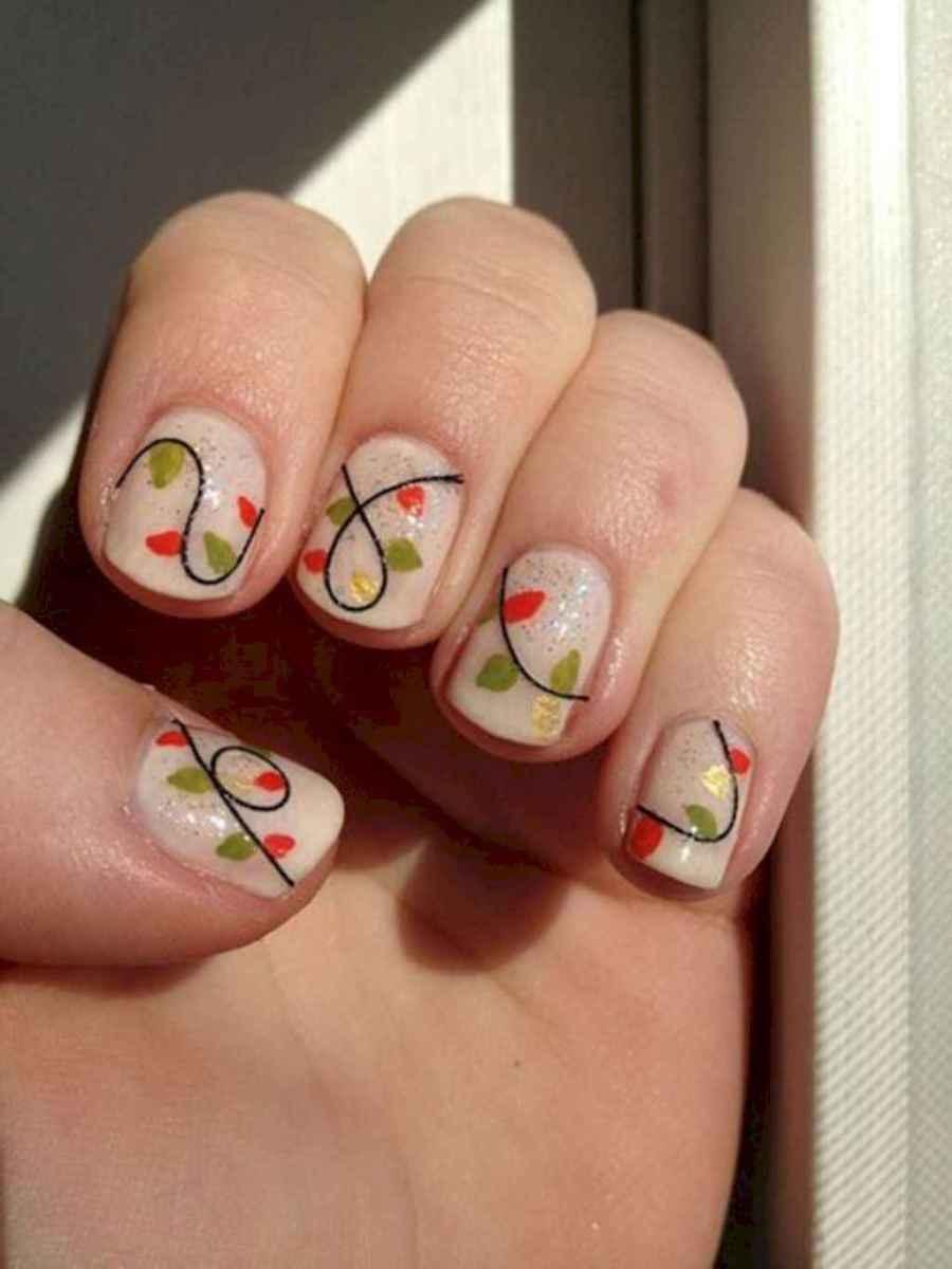 05 Easy Winter Nail Art Ideas
