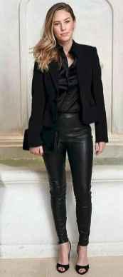 06 Cool Girls WaysTo Wear Leather Legging