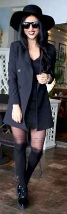 07 Chic All Black Outfit