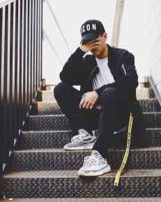 07 Men Outfit Ideas With Bomber Jacket
