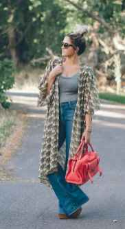 07 Sweet Kimono Chic Outfit Ideas