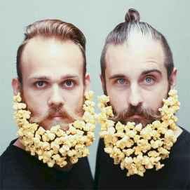 08 Most Elaborate Flower Beard Ideas