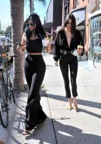 10 Chic All Black Outfit