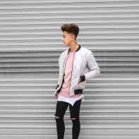 11 Men Outfit Ideas With Bomber Jacket