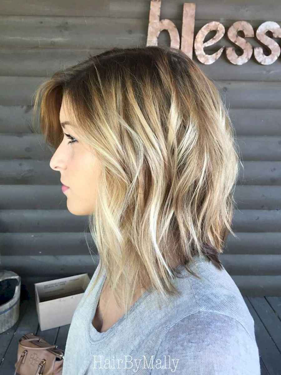 11 Stylish Lob Hairstyle For Fall and Winter