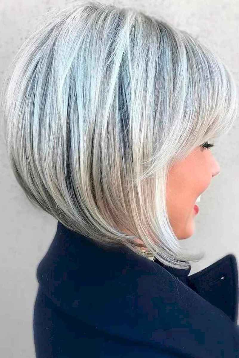 12 Stylish Lob Hairstyle For Fall and Winter