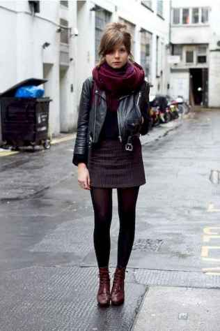13 Adorable Winter Outfit Ideas with Boots