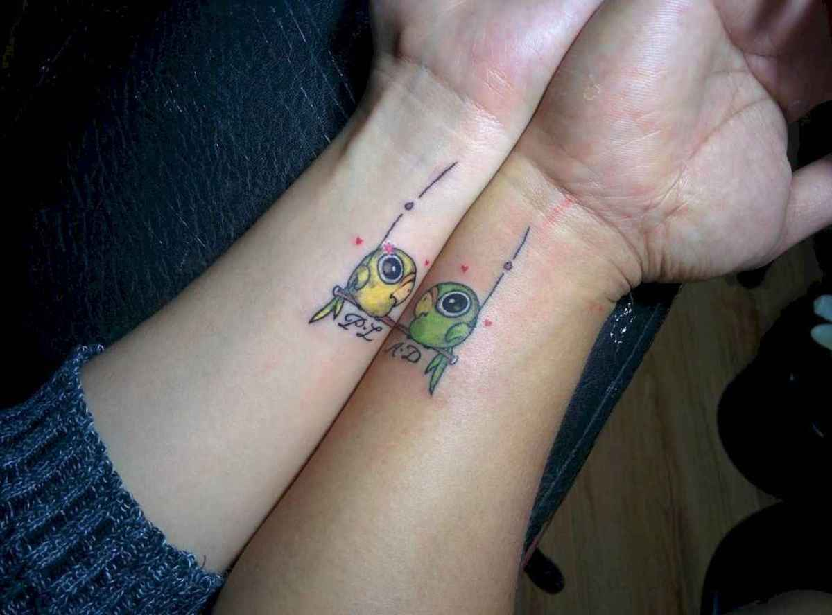 13 Creative Couple Tattoos That Celebrate Love's Eternal Bond