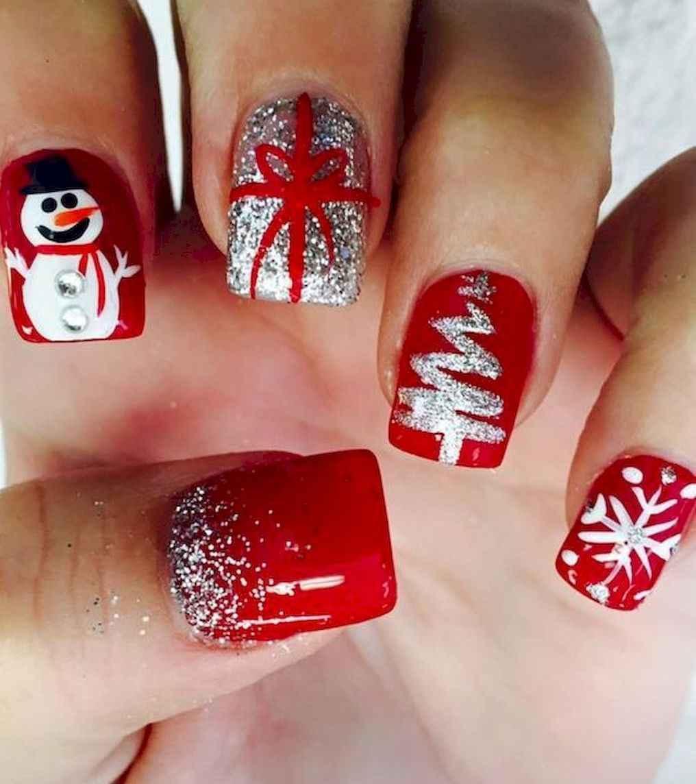 13 Easy Winter Nail Art Ideas