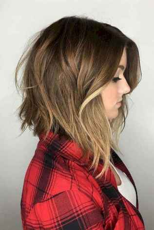 13 Stylish Lob Hairstyle For Fall and Winter