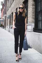 16 Chic All Black Outfit