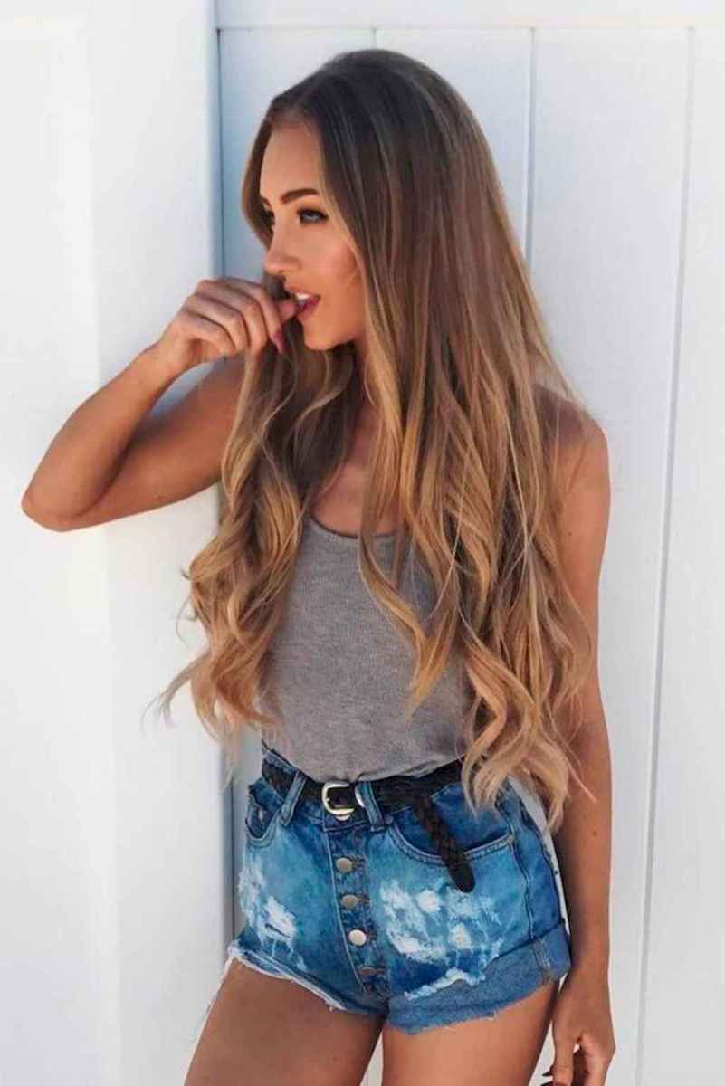 20 Cute Ideas To Spice Up Light Brown Hair