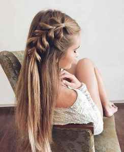 21 Easy Summer Hairstyle To Do Yourself