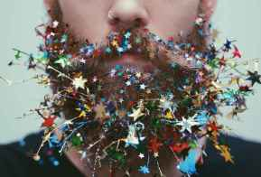 21 Most Elaborate Flower Beard Ideas