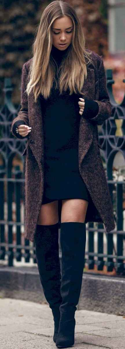 22 Adorable Winter Outfit Ideas with Boots