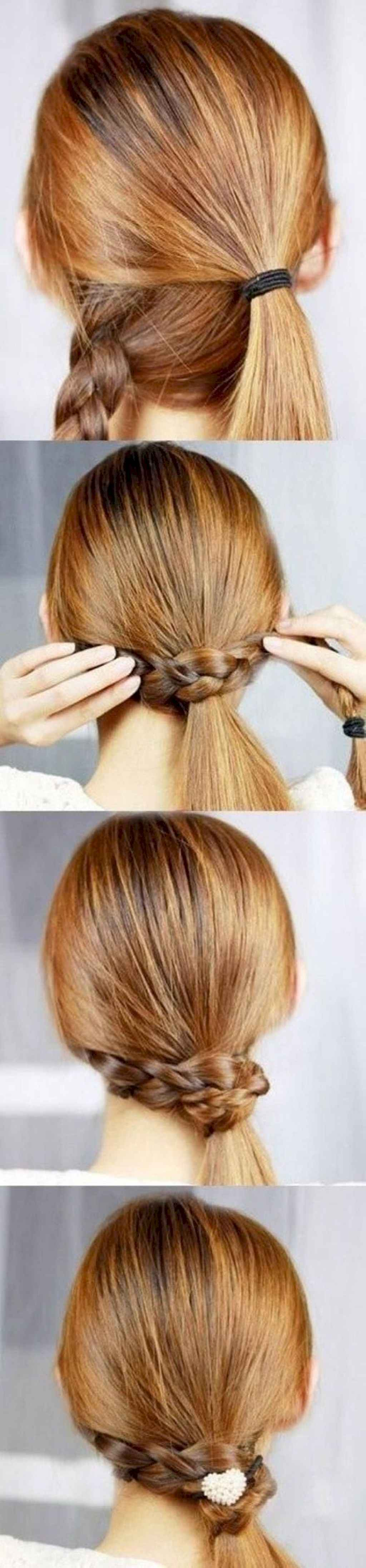 23 Easy Summer Hairstyle To Do Yourself