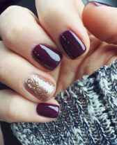 27 Easy Winter Nail Art Ideas