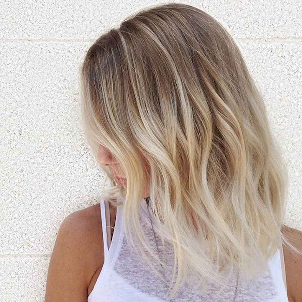 27 Stylish Lob Hairstyle For Fall and Winter