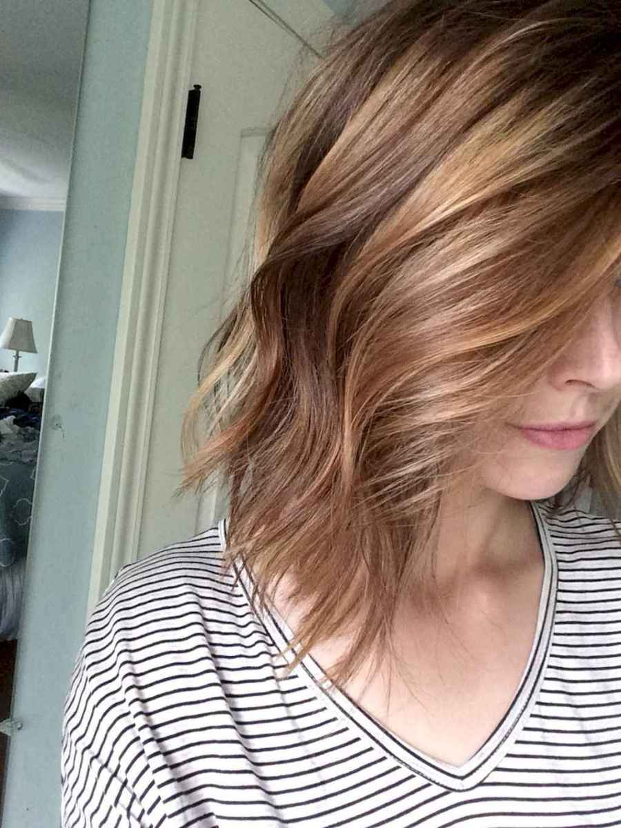 30 Cute Ideas To Spice Up Light Brown Hair