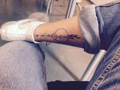 32 Most Popular Leg Tattoos Ideas for Women