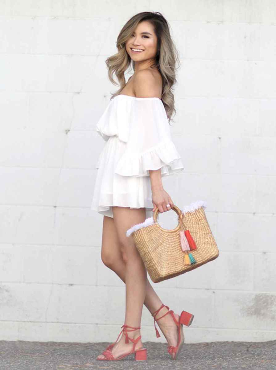 33 Trendy Summer Outfit Ideas and Looks to Copy Now