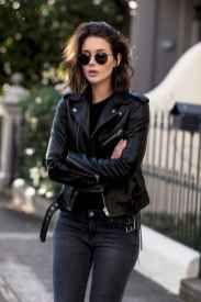 34 Chic All Black Outfit