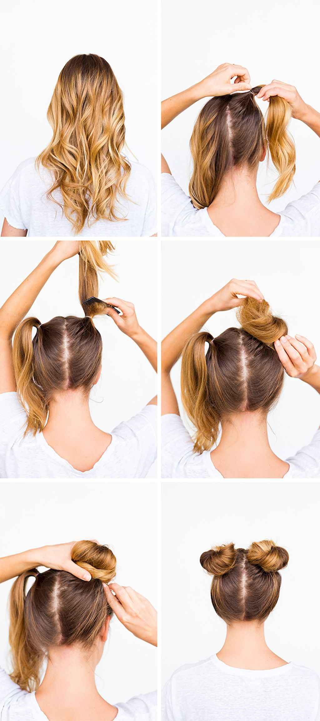 37 Easy Summer Hairstyle To Do Yourself