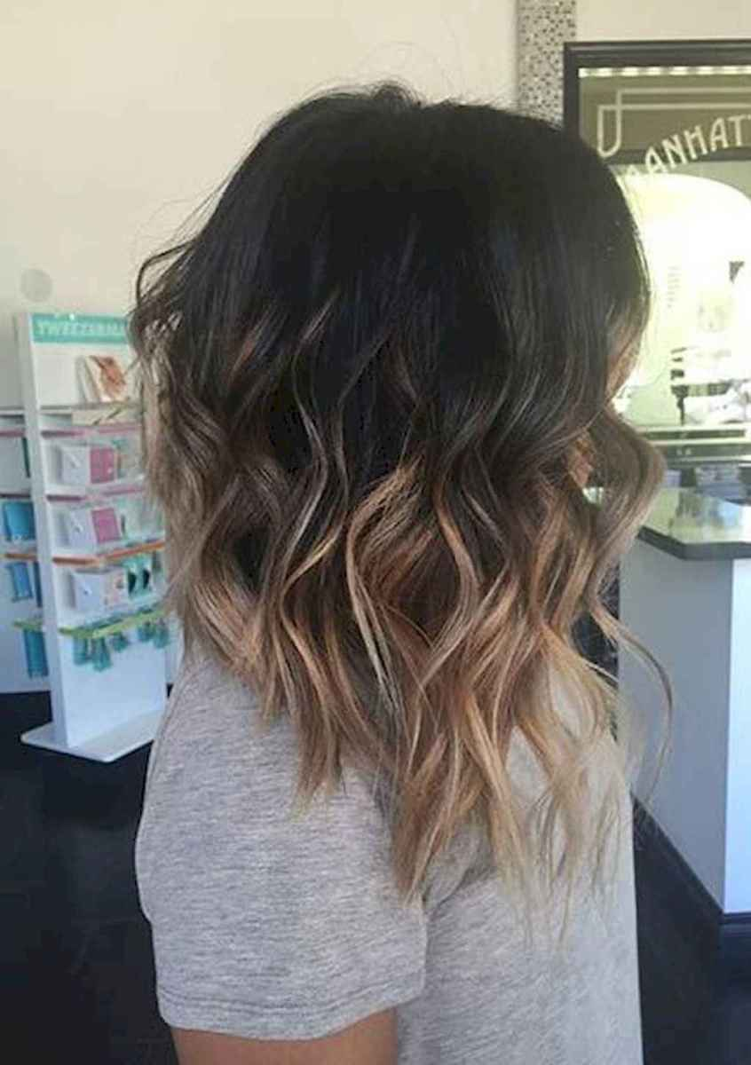 38 Stylish Lob Hairstyle For Fall and Winter