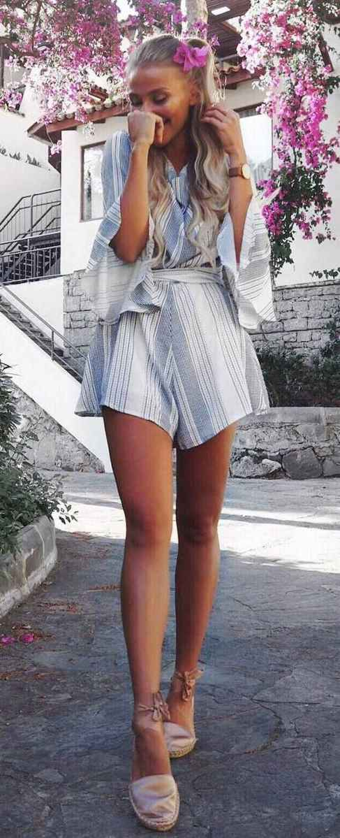 39 Trendy Summer Outfit Ideas and Looks to Copy Now