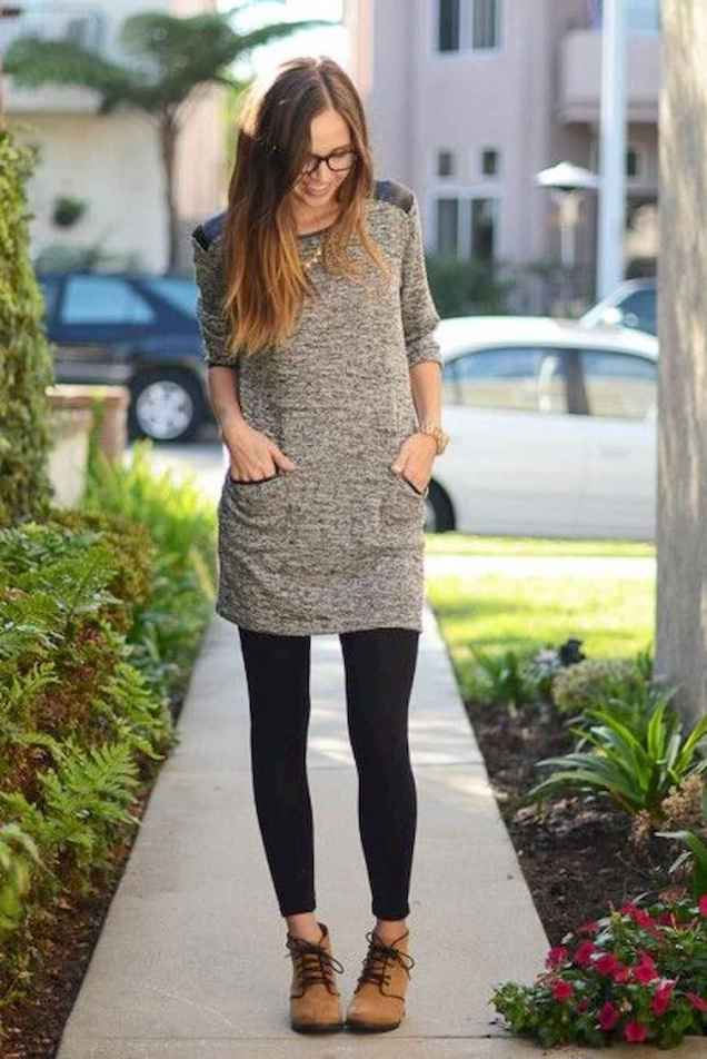 42 Tunic and Leggings to Look Cool
