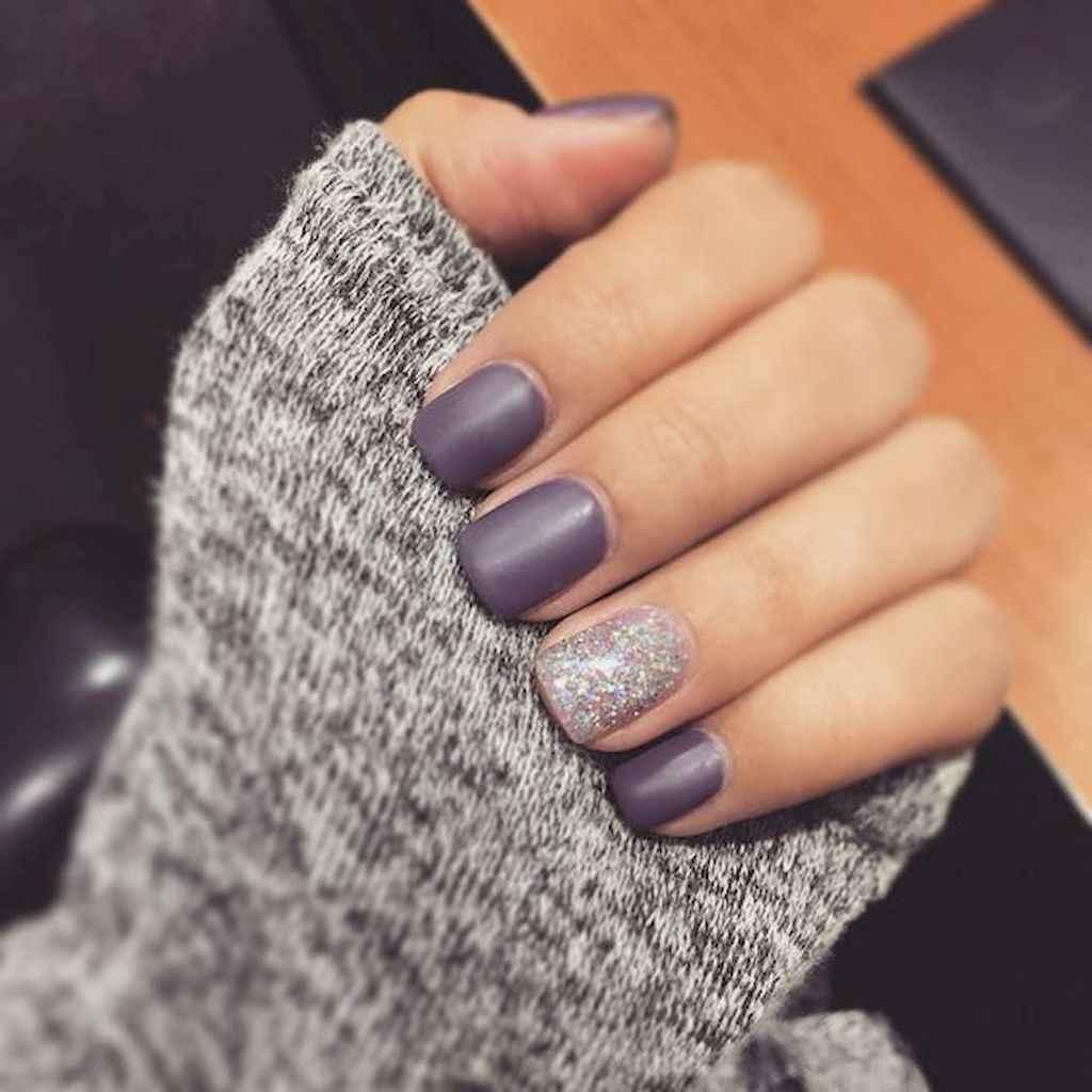 68 Easy Winter Nail Art Ideas