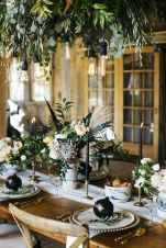02 Rustic Wedding Suspended Flowers Decor Ideas