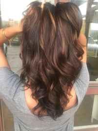 05 Beautiful Brunette Balayage Hair Color Ideas