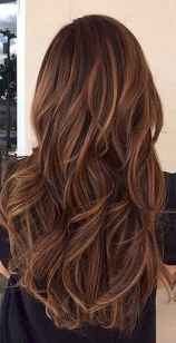 05 Unique Dark Brown Hair Color with Highlights Ideas