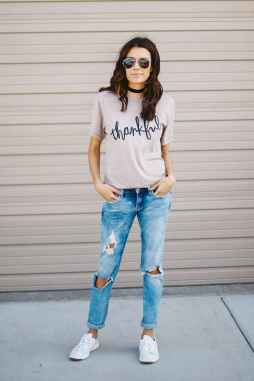 06 Ways To Style with Your Boyfriend Jeans