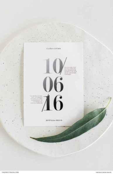 07 Unique Save The Date Ideas