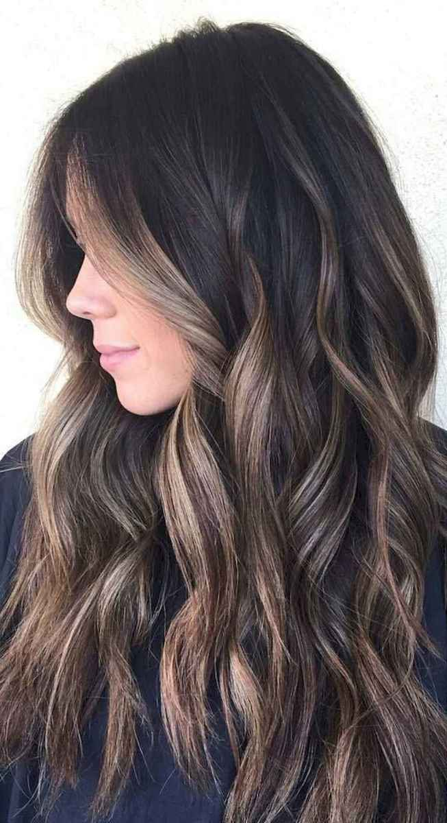 10 Beautiful Brunette Balayage Hair Color Ideas