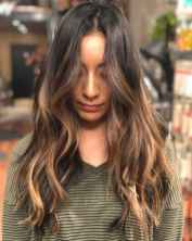 11 Beautiful Brunette Balayage Hair Color Ideas