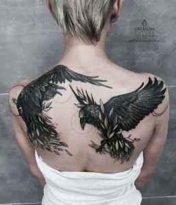 11 Unique Bat Tattoo Designs Ideas