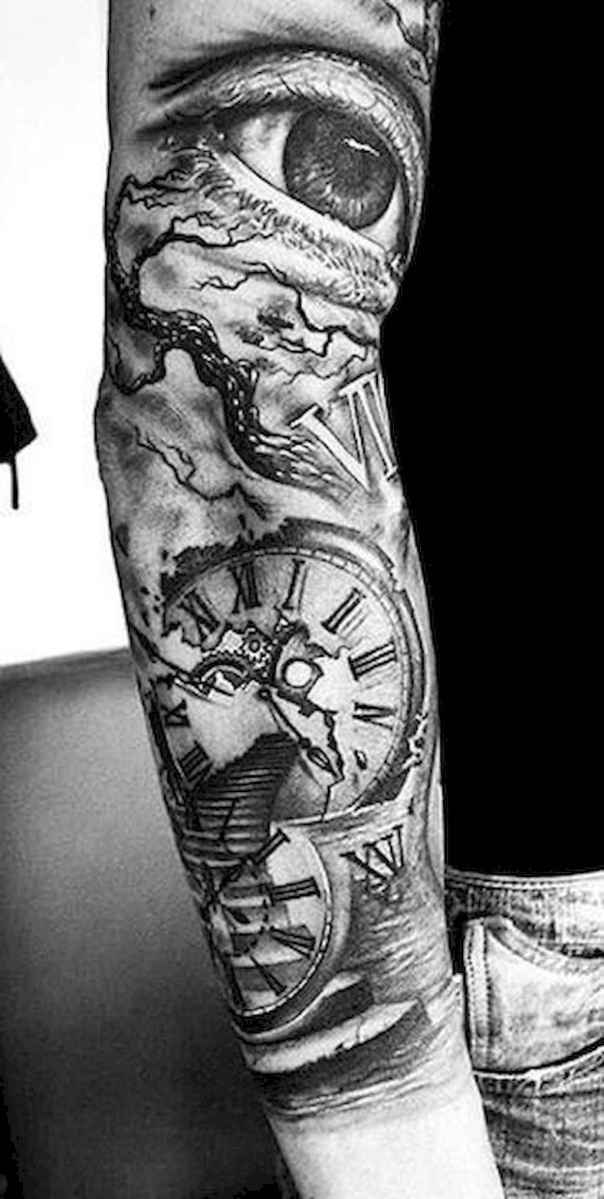 12 Amazing Sleeve Tattoos Ideas for Guys that Look Masculine