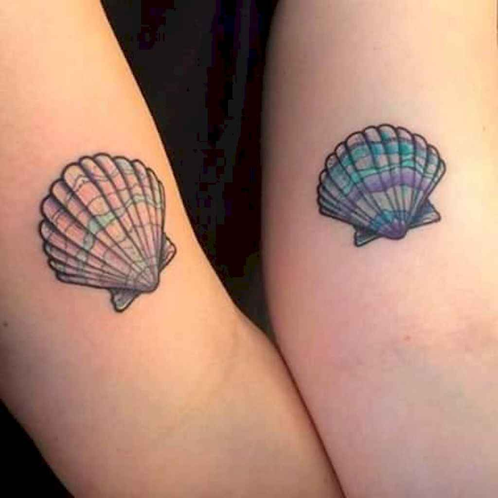 17 Awesome Small Best Friend Tattoo Designs Ideas