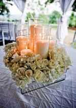 17 Romantic White Flower Centerpiece Decor Ideas