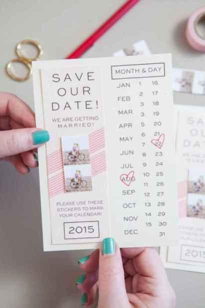 18 Unique Save The Date Ideas