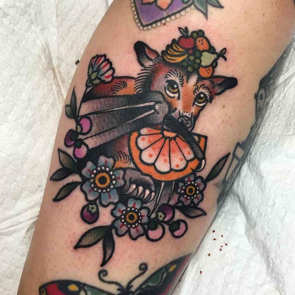 19 Unique Bat Tattoo Designs Ideas